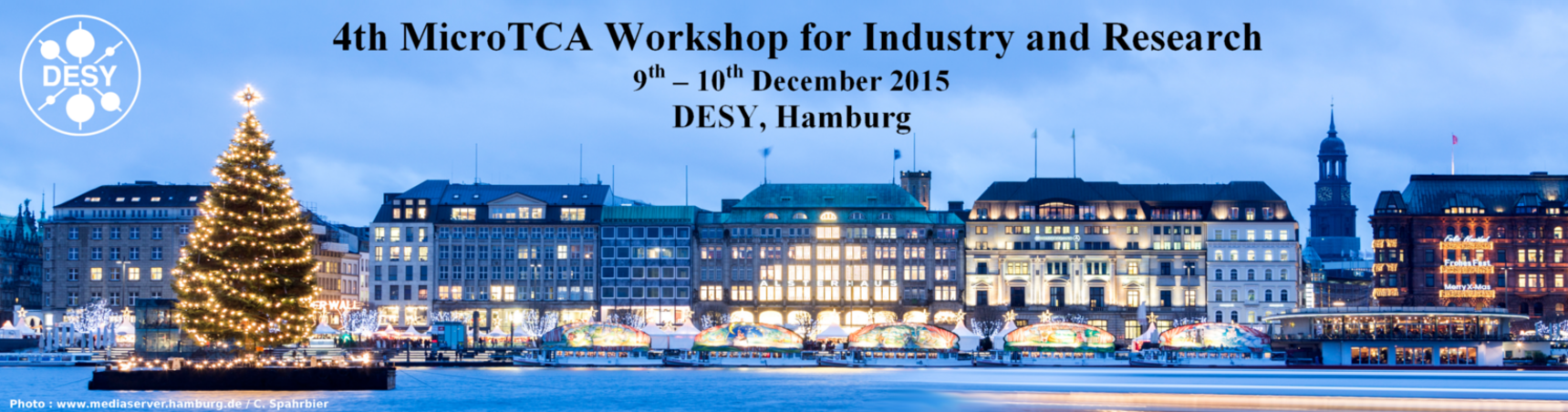 4th MTCA Workshop at DESY, Hamburg, Germany